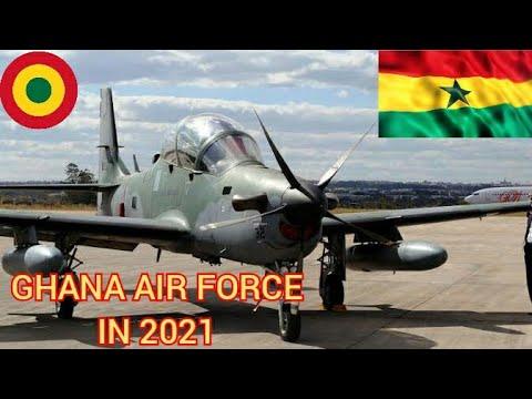 Ghana🇬🇭 Air Force in 2021