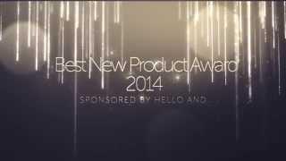 Cake Masters Magazine Awards 2014 - Product Award Nominations