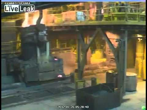 Steel Plant accident
