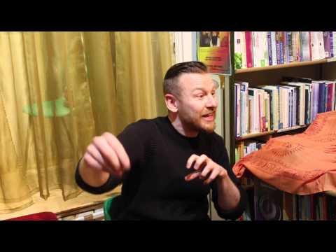 The Ninja explained by Antony Cummins