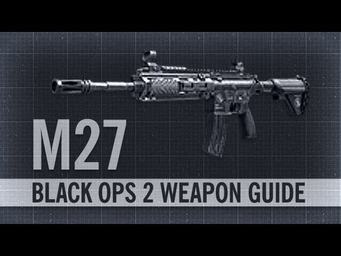 M27 : Black Ops 2 Weapon Guide & Gun Review - YouTube M1216 Black Ops 2