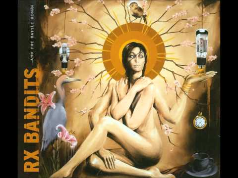 Rx bandits a mouth full of hollow treats