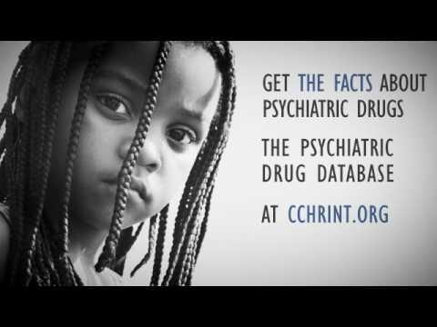 Drugging Kids— Side Effects