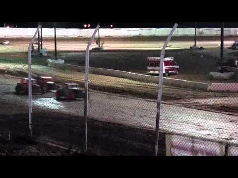 DDCC DWARF CARS MAIN(PART2) AT USA RACEWAY 6/27/15
