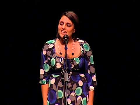 "Learning Recitation:Sophia Elena Soberon reads ""Bilingual/Bilingue"" by Rhina P. Espaillat"