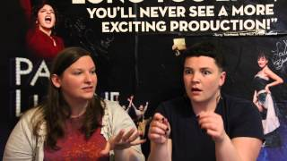 Patty & Emily Review Finding Neverland