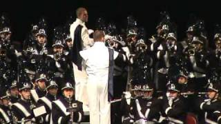 UCONN Marching Band land of 1000 dances