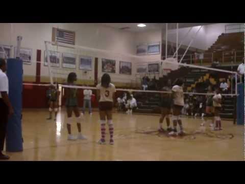 Melrose High School Volleyball Senior Night
