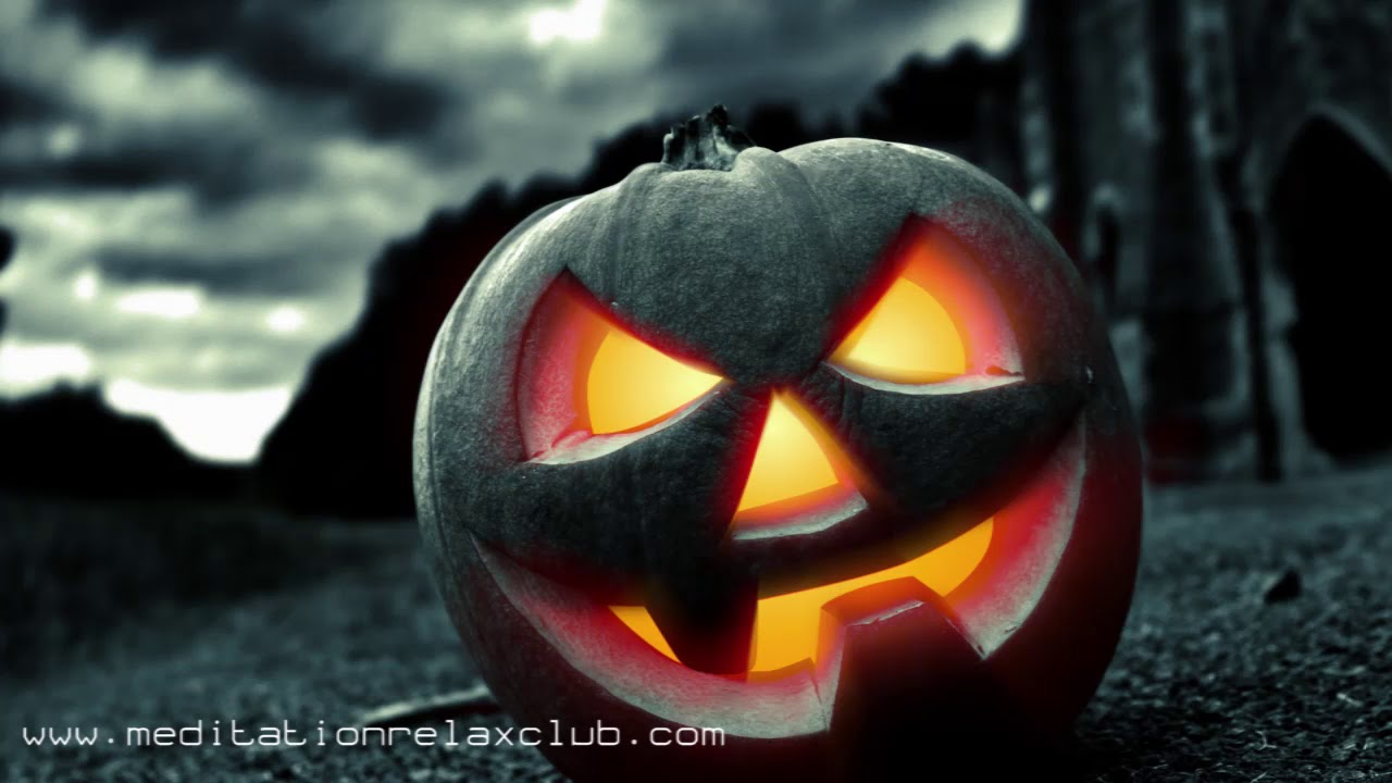 Halloween Ambient Sounds for Scary Night | Creepy Dark Music ...