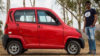 Bajaj Qute CNG - Rs. 3.3 Lakh Quadricycle 😱| Faisal Khan