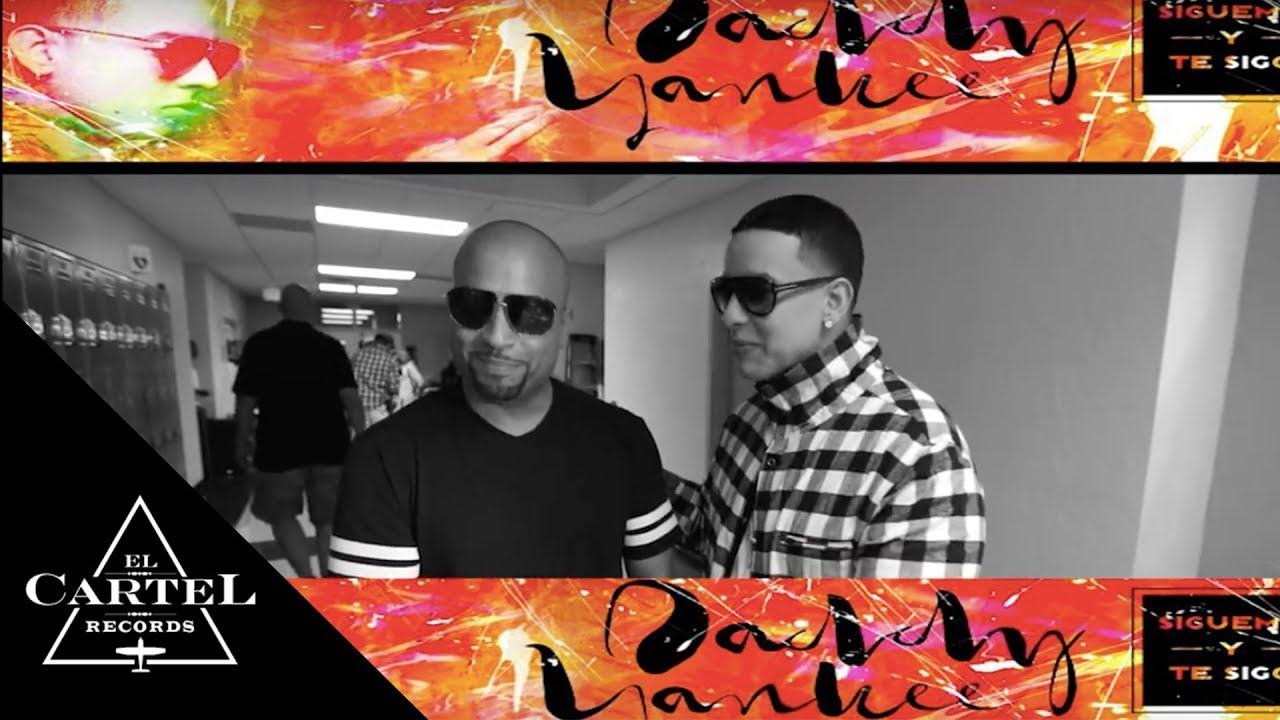 Download Daddy Yankee   Sígueme y Te Sigo (Behind The Scenes)
