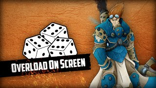 Overload On Screen Episode 9, Menoth Vs Trollbloods