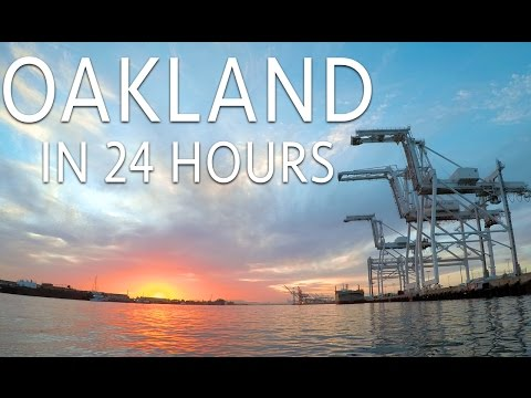 Oakland in 24 Hours: Where to Eat, Drink & Explore in the Ea