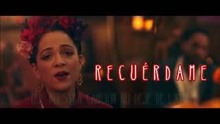 Recuérdame - Coco - Natalia Lafourcade (Solo) - Letra / Lyrics