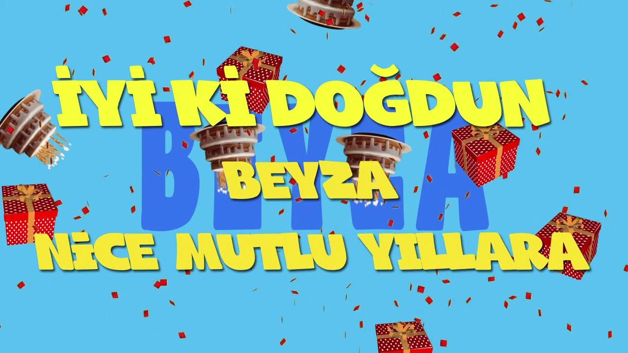 İyi ki doğdun BEYZA - İsme Özel Ankara Havası Doğum Günü Şarkısı (FULL VERSİYON) (REKLAMSIZ)