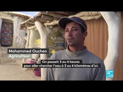 """27290 energy aqua France 24 Maroc ׃ de """"l'eau solaire"""" pour aider les agriculteurs"""
