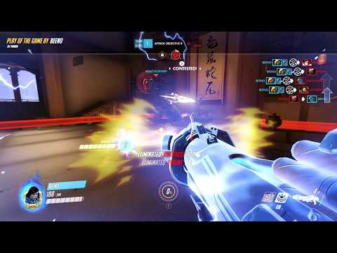 Overwatch - Recorded with New Highlight Options 4k