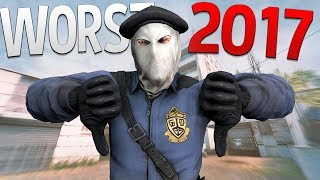 WORST OF 2017 (Funny Moments)