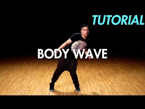How to Body Wave: Side to Side (Hip Hop Dance Moves Tutorial) | Mihran Kirakosian