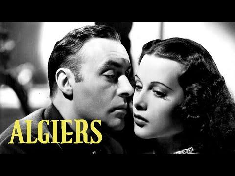 Algiers - Full Movie | Charles Boyer, Hedy Lamarr, Sigrid Gurie, Joseph Calleia, Alan Hale