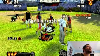 NFL Street 3 Respect the Street part 3 Failure and Yelling