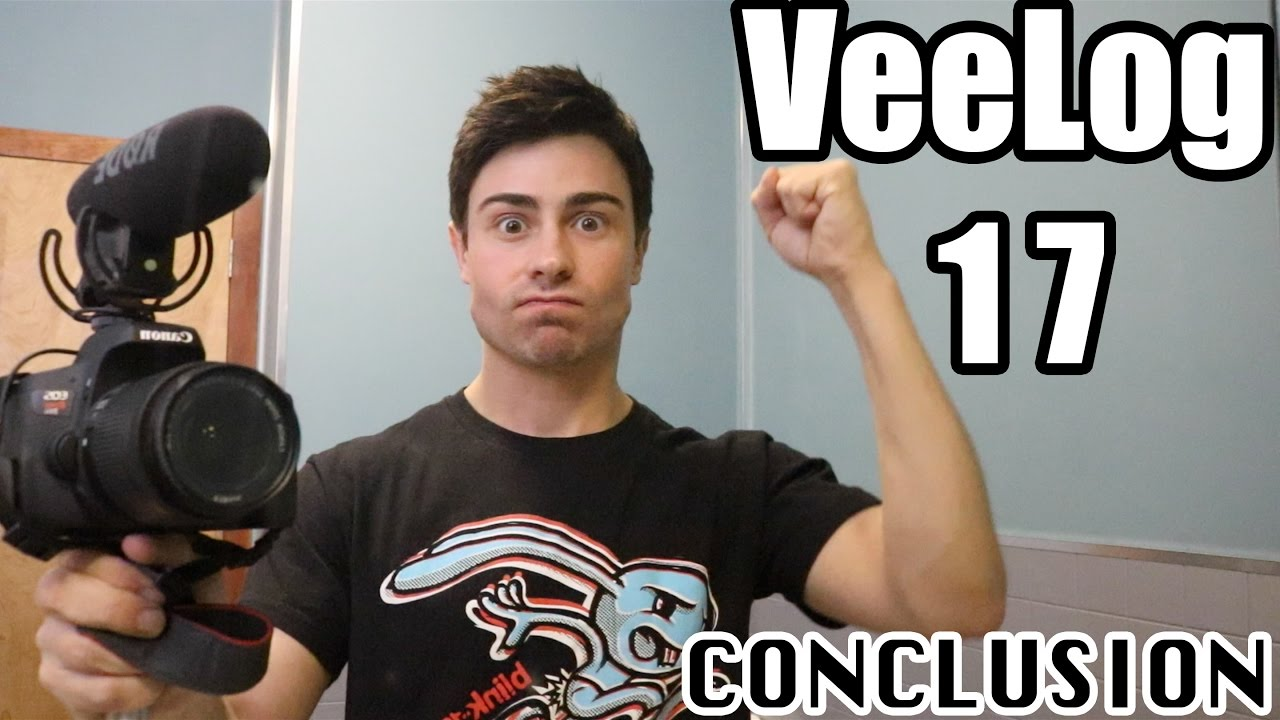 VeeLog: CONCLUSION (Day 17)