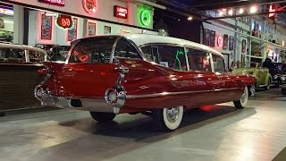 1959 Cadillac Caddy Broadmoor Skyview Custom Limousine & Start Up on My Car Story with Lou Costabile