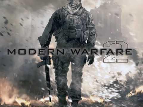 CoD: Modern Warfare 2 Soundtrack - End Credits