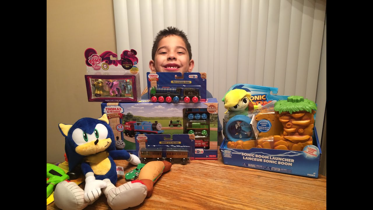 Toys R Us Shopping Spree Toy Haul Sonic Shopping Haul
