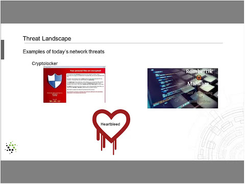 Network Security Monitoring in Finance