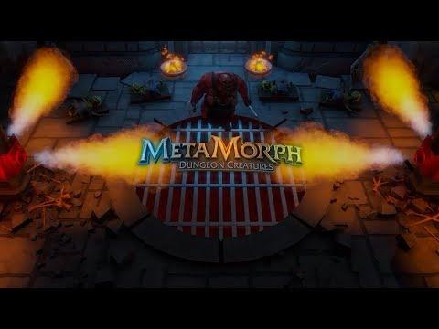 EGX Rezzed 2018 - MetaMorph: Dungeon Creatures Gameplay |