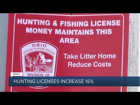 Applications For Hunting And Fishing Licenses Spike This Year In Ohio