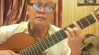 Hai Vì Sao Lạc (Anh Việt Thu) - Guitar Cover by Hoàng Bảo Tuấn