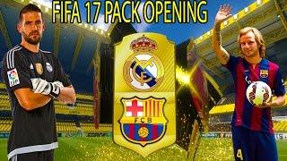 Primim Jucatori din EL CLASICO - FIFA 17 Pack Opening