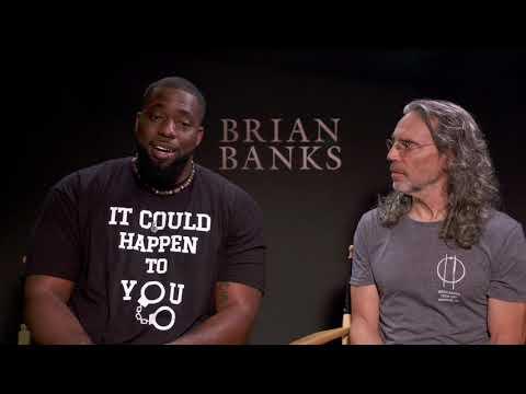 Brian Banks Movie || Brian Banks & Tom Shadyac  Soundbites || #SocialNews.XYZ
