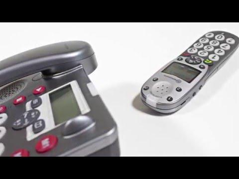 Seniorentelefon Amplicomms PowerTel 880 Combo
