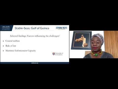 Gulf of Guinea Maritime Security Webinar