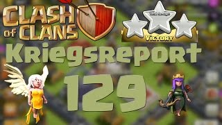 "COC [Kriegsreport #129] ""Auswirkungen des Updates im CW"" 