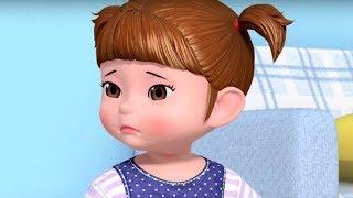 Консуни (мультик) - сборник - Посмотри на меня, Мамочка + песенка про балет  - Cartoons For Children
