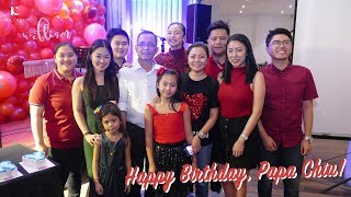 My Papa's 60th Birthday! | Kim Chiu PH