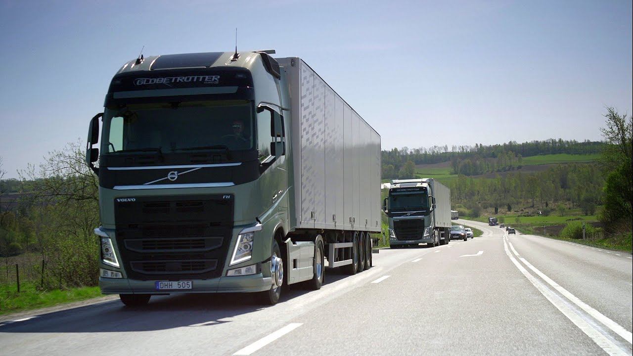 Volvo Trucks - Seamless gear changes with the new I-Shift Dual ...