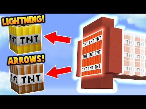 OVERPOWERED MODDED TNT!? | MODDED TNT WARS!