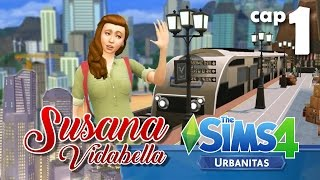 Los Sims 4 Urbanitas - Susana Vidabella #1