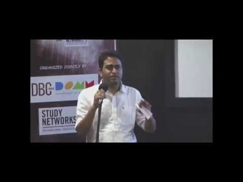 Saumyadipta Banerjee - Chief of Bureau, Times of India, Mumbai DOMM LIFE Seminar Part 2