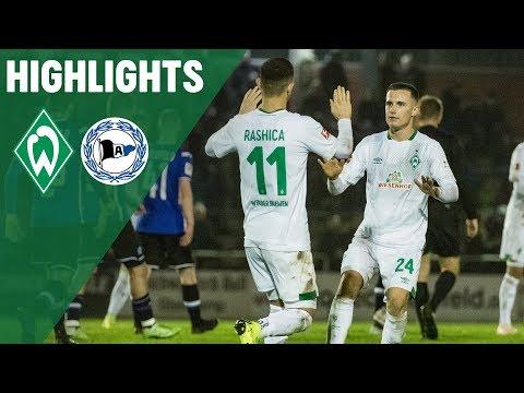 Eggestein & Sargent drehen die Partie | Werder Bremen - Arminia Bielefeld 2:1