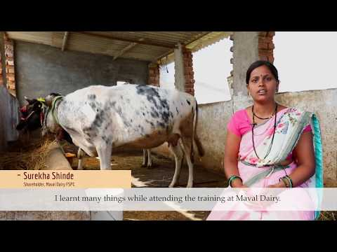 Women Dairy Farmers of Maval | YES! I am the CHANGE 2018 | NGO/Social Enterprise