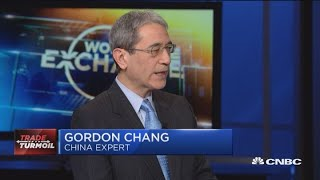 Chang:  China's economy may actually be contracting