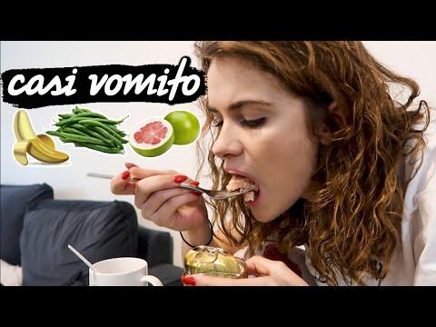 24 HORAS SIGUIENDO LA DIETA MILITAR RUSA | Marina Yers