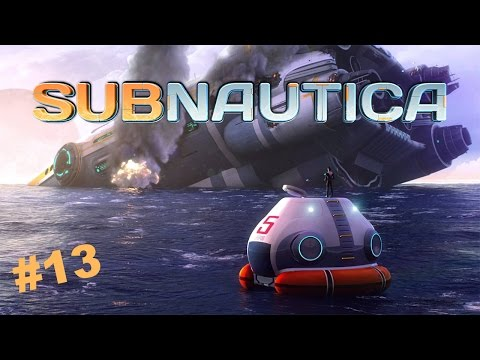FINISHING THE TANK!   Subnautica   Ep. 13