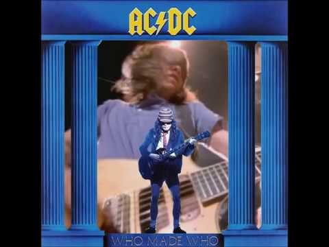 AC/DC - The story behind WHO MADE WHO album. - YouTube